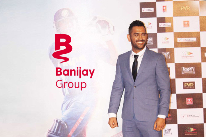Banijay Asia, MS Dhoni ink pact to create content across genres